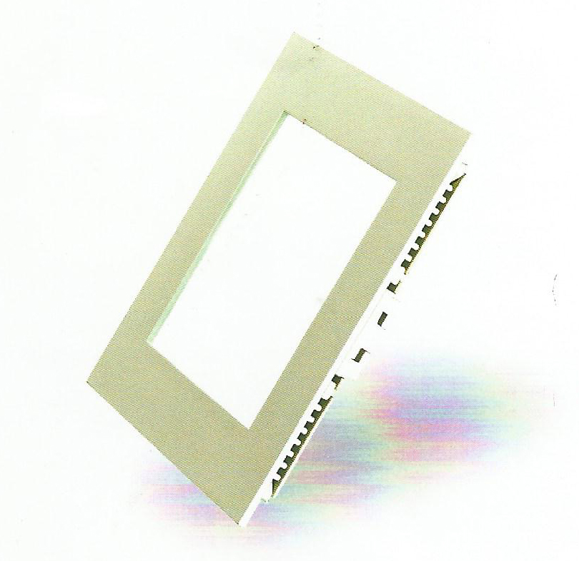 LED Panel Eco Series - Recessed : AEPS-3w-6w-12w-18w