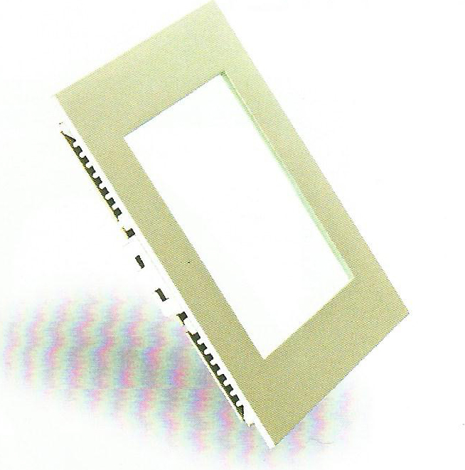 LED Panel Series - Recessed : APS-8w-15w-22w